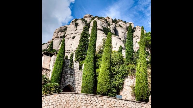 Слайдшоу достопримечательностей Каталонии