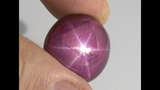 One of A Kind Certified Authentic Absolutely Huge 52.59 Carat Star Ruby C1178