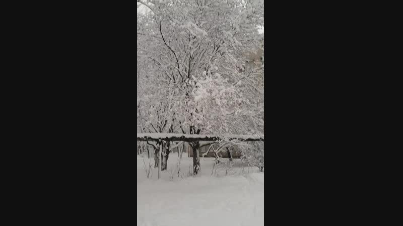 Снег, сказка