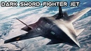 China showed a new 'Dark Sword' fighter jet - and it's a nightmare for the US