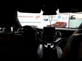 Mercedes-Benz V-klasse  Начало работ по шумоизоляции авто