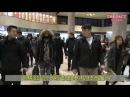 [TF영상] '골든디스크' 위너-갓세븐, '개성 넘치는 출국길 포즈!'