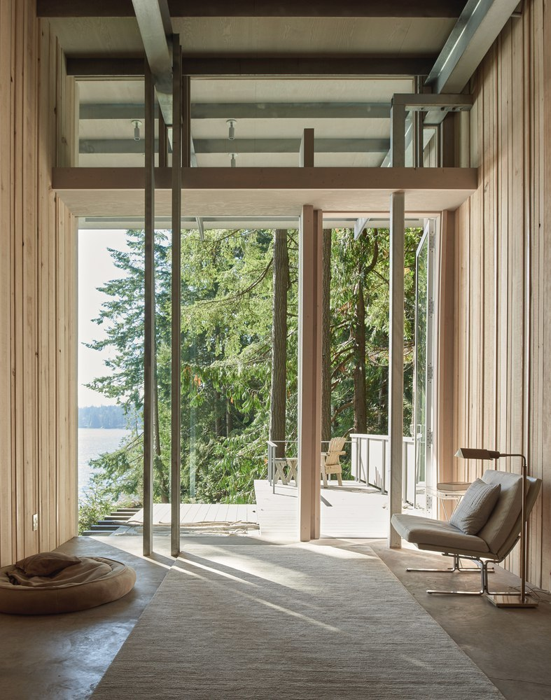 Cabin at Longbranch / Olson Kundig