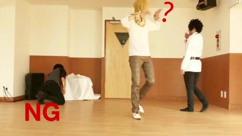 🎭【Cosplay / FGO · Movie】 💭Ooooooooooooo I tried to dance. 📌※ Collection NG 🙇Master: The Cose 🙇Ogi Mundias: Kao Rui