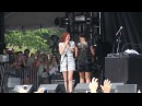 Icona Pop- I Love It (I Don't Care) (720p HD) Live at Lollapalooza on August 2, 2013