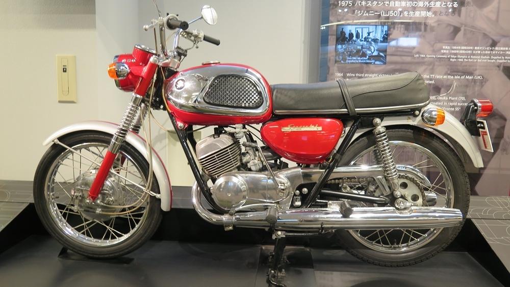 Музей Suzuki. 10 достойных экземпляров