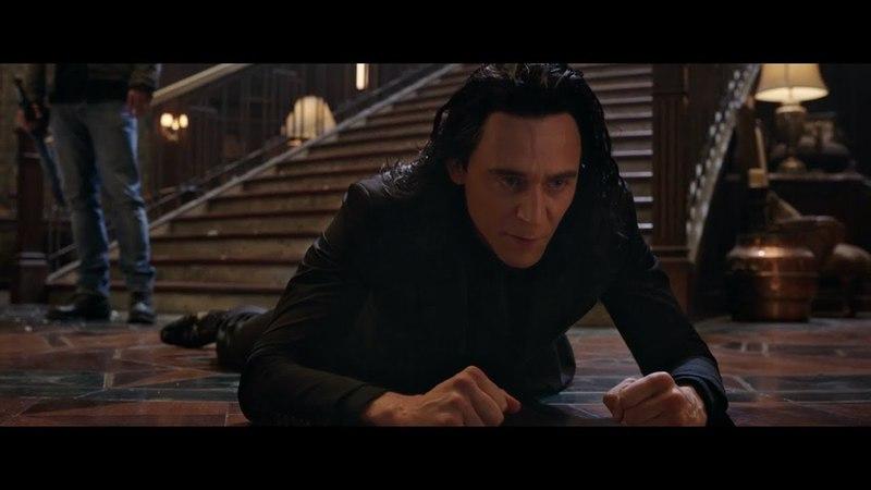 Thor Ragnarok Doctor Strange Vs Loki Funny Scene HD