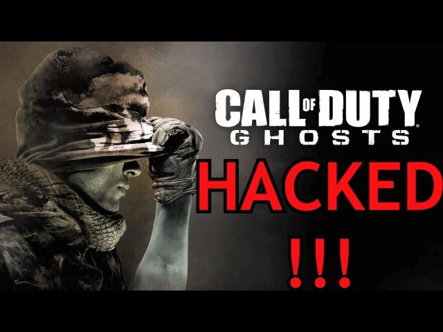 PS3 CoD Ghosts schon GEHACKT ! Call of Duty : Ghosts already hacked ! Cheater/Hacker German/Deutsch