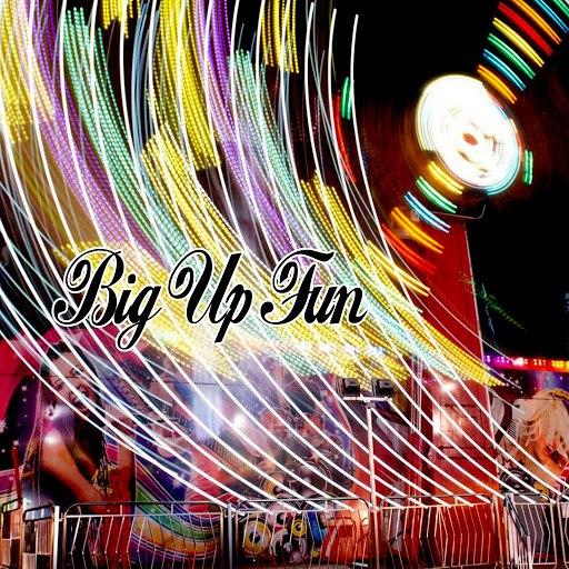 Cosmo альбом Big up Fun