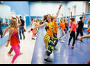 8 занятий Zumba Fitness