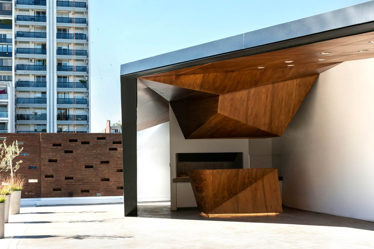 Incisiones  Building / Matías Imbern   Marcelo Mirani