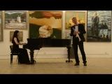 3-я Ария Далилы из оперы К.Сен-Санса ''Самсон и Далила' исп.Геннадий Никонов.Мария Полшкова.