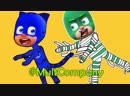 Кэтбой и Мумия. Новое приключение героев в масках
