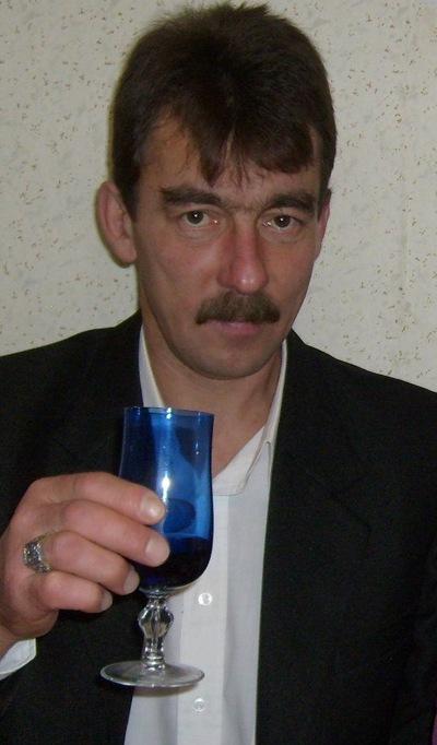Сергей Буренков, 16 июля 1966, Ухта, id171668646