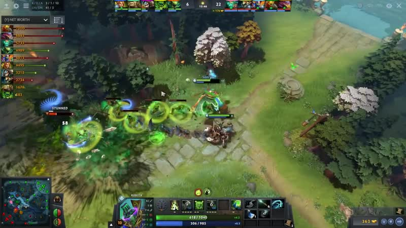 How to Play Rubick like a PRO PLAYER by gh, Cr1t, Arteezy, Lil - Dota 2