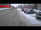 5) Видеорегистратор. 11.02.2014. Место происшествия