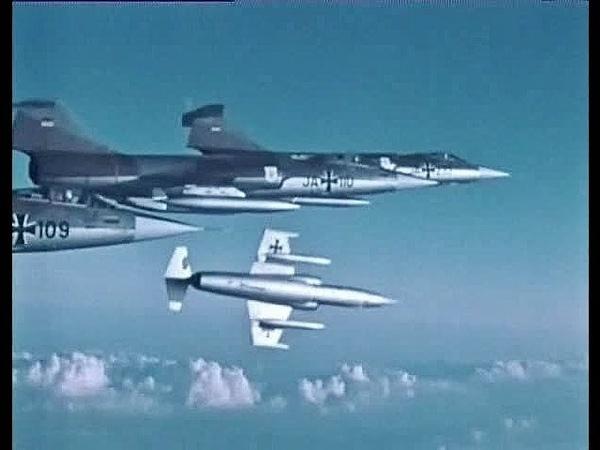 Unter Dir der Himmel Bundeswehr Film 1965 Luftwaffe Heeresflieger Marineflieger