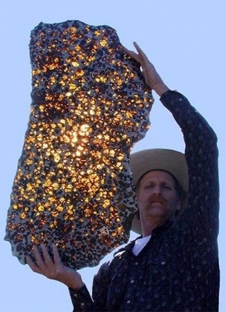 Фуканский метеорит — одна из величайших находок...