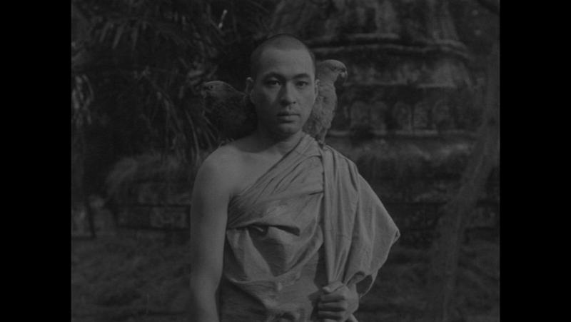 Кон Итикава Бирманская арфа Kon Ichikawa Biruma no tategoto 1956 Япония