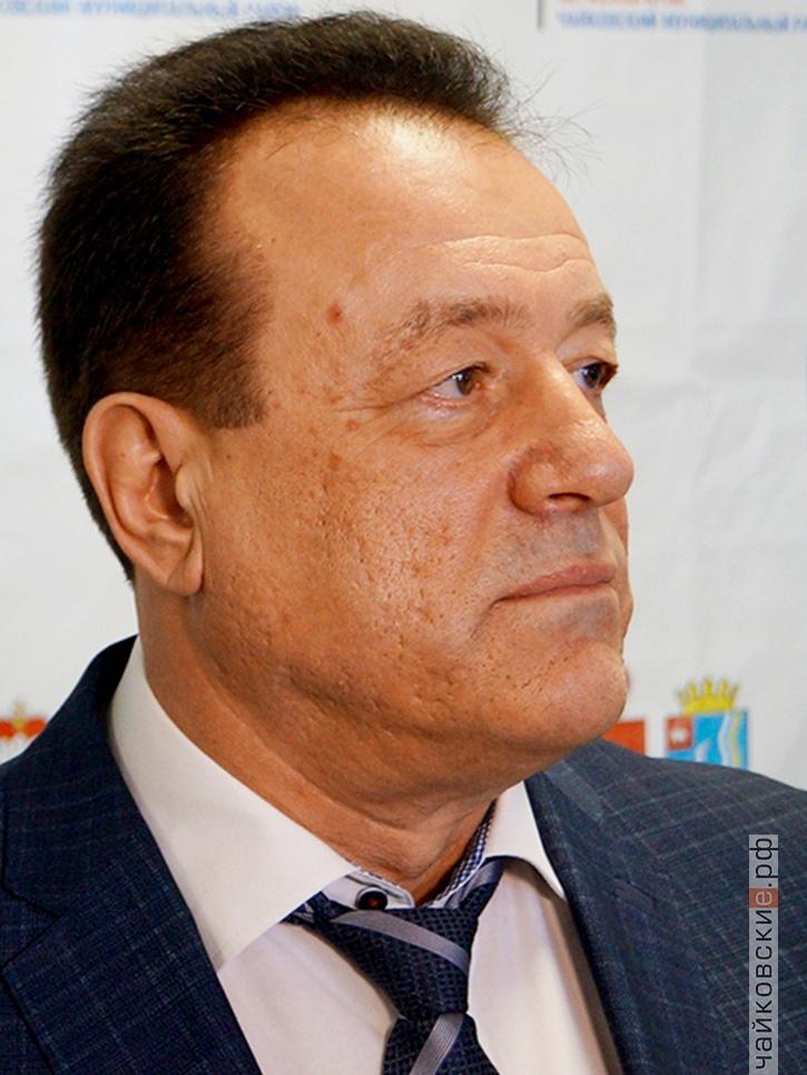 юрий востриков, Чайковский, 2018 год