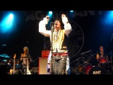 Adam Ant - Room At The Top  (live at Portsmouth Pyramids Centre, UK - 9/11/2012)