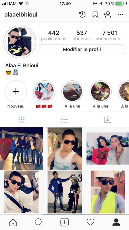 Alaa El Bhioui |
