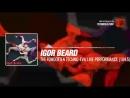 Igor Beard @BestProTop - The Forgotten Techno-Evil Live Performance at 104.5 FM Periscope