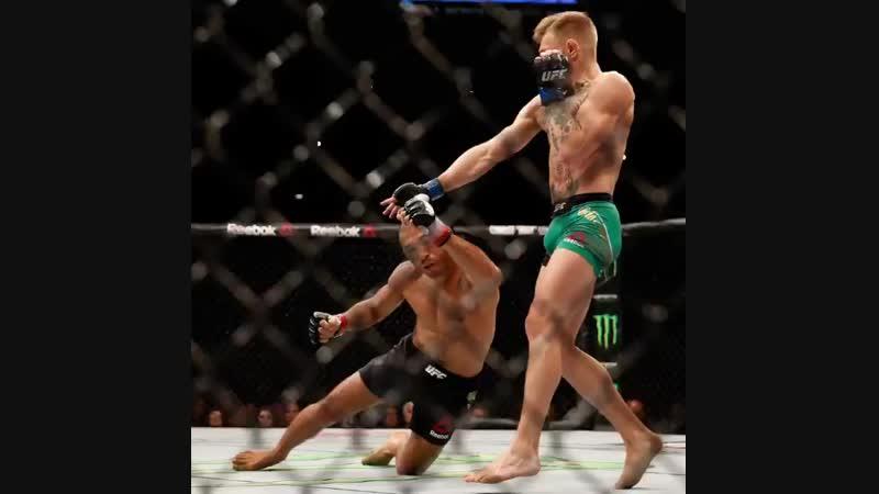 Conor McGregor vs Jose Aldo c