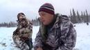 Рыбалка на таежном озере / Прогулка по тайге / Зимний окунь