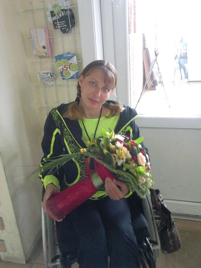 Наташа Реброва