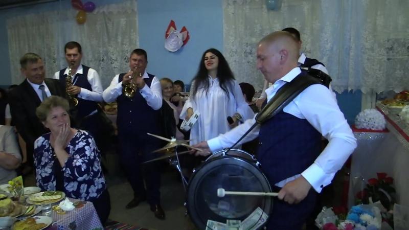 Гурт Людмила!Веселе весілля Насті і Колі в Озарицях