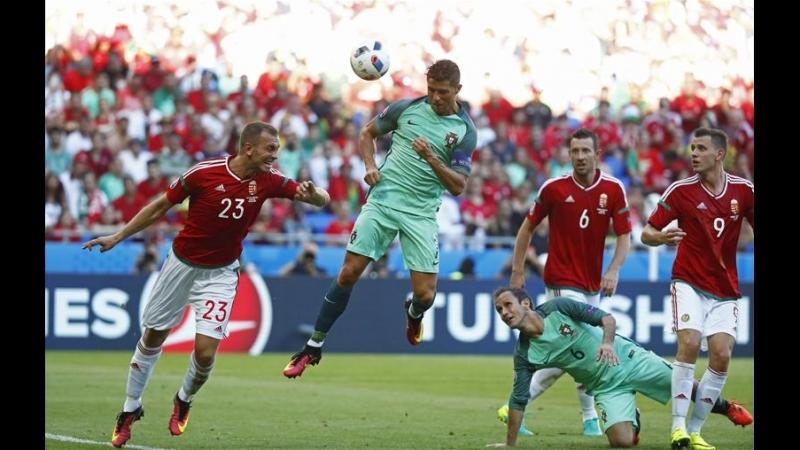 UEFA EURO 2016: Hungary 3-3 Portugal /2016.06.22./