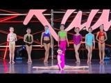 Radix Nationals 2018 - Mini Female Dance off