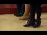 Модные советы: Кроссовки на танкетке - Модный приговор - Видеоархив - Первый канал