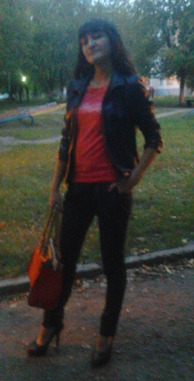 Лейла Сафарханова, 30 октября 1990, Казань, id32509183