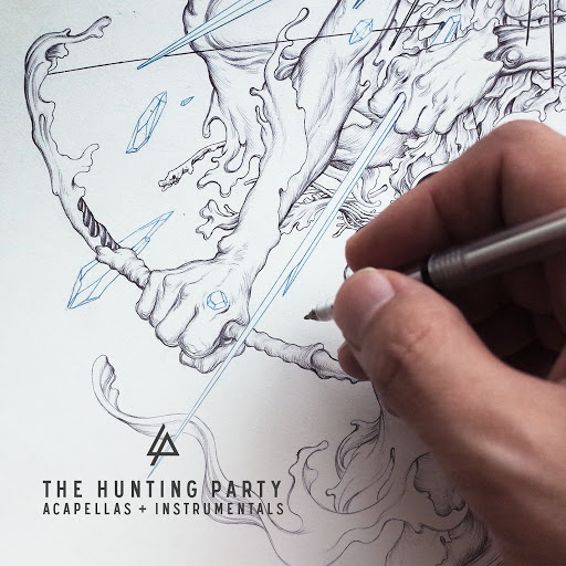 Linkin Park album The Hunting Party - A cappellas and Instrumentals