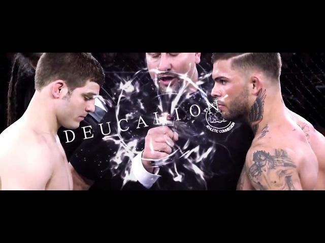 Cody Garbrandt vs. Dominic Mazzotta [HD]