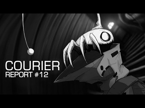 Courier Report 12 Курьер Отчёт 12 2018