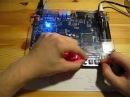 NES Audio Chip in VHDL on Altera DE2 FPGA board