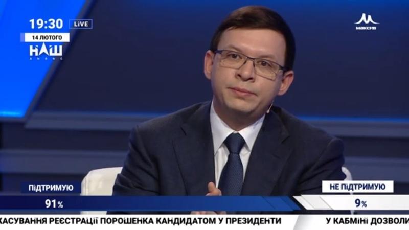 """Оновлений рейтинг кандидатів у президенти: Порошенко на 2-му місці. """"Події дня"""" 14.02.19"""