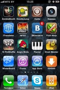 приложения для айфона 3g скачать бесплатно