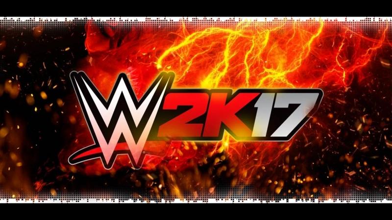 WWE2K17 Командный женский бой.