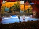 Катя Рябова на концерте