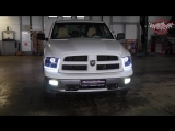 Dodge Ram Рестайлинг фар