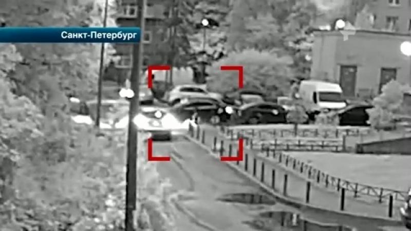Убийцу таксиста из Санкт-Петербурга осудили на 15 лет