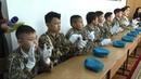Как обучают юных защитников Родины в школе Жас сарбаз