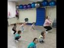 Группа ритмики и хореографии в школе танца Феерия