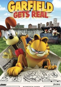 Garfield en la vida real