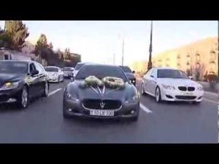 Сын министра транспорта Азербайджана- Анар Мамедов