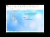 Создание кроссворда в Microsoft Excel.